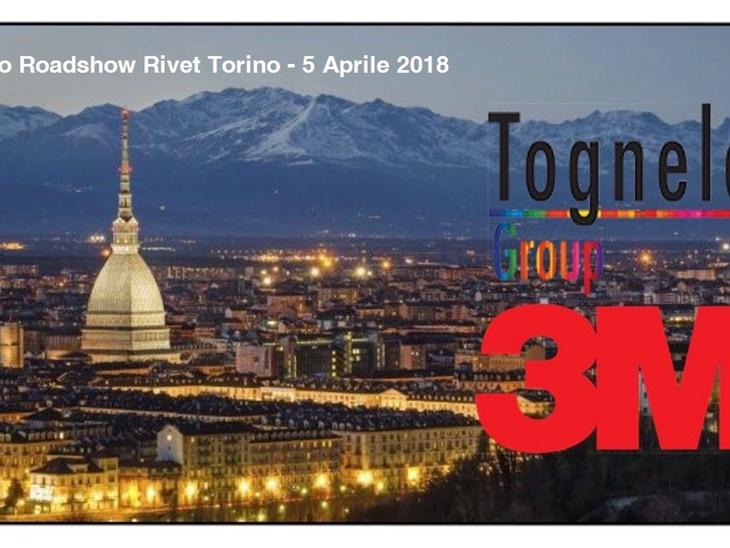 Roadshow 3M – Rivet Torino